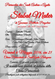 Stabat Mater 6 Maggio